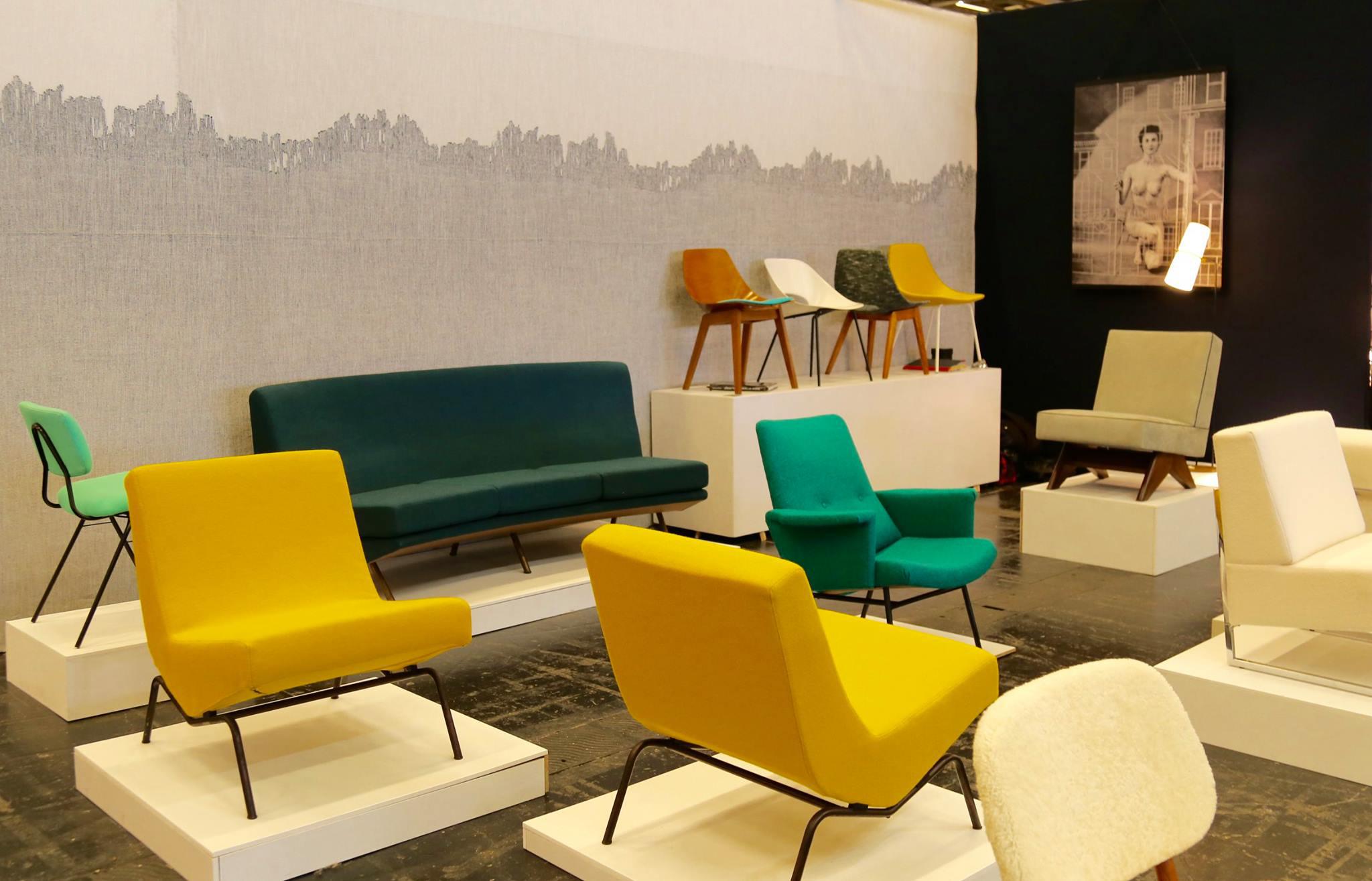 Sélection design vintage par Relax Factory - Tapissier spécialisé en design à Marseille