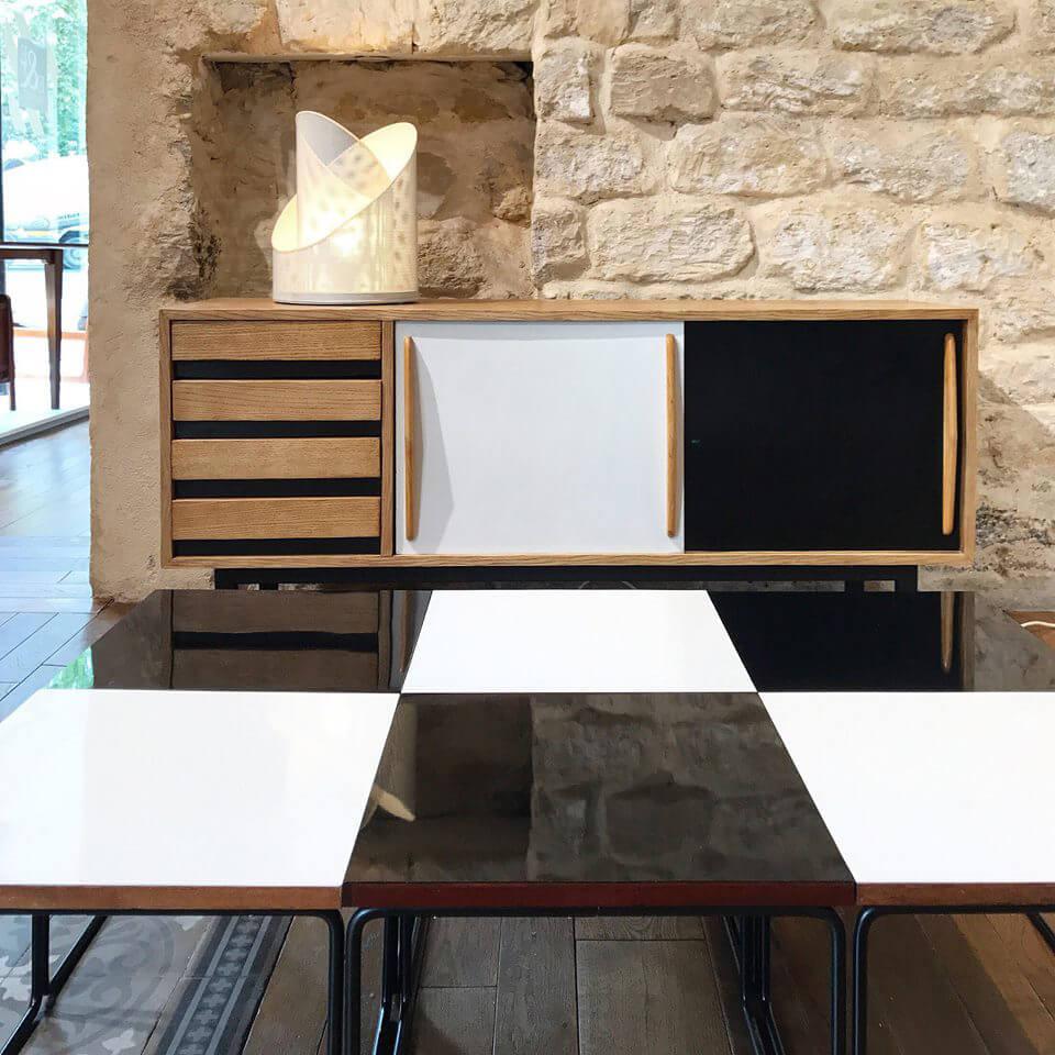 Design Vintage à acheter sur Les Puces du Design avec la sélection de Emmanuelle Vidal Galerie