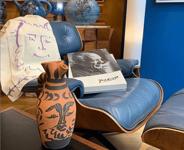 Design Vintage à acheter sur Les Puces du Design avec la sélection de l'Atelier 55