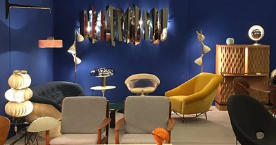 Sélection design vintage A Touch Of Design sur Les Puces du Design