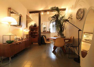 Ambiance mobilier design vintage Olivier Verlet