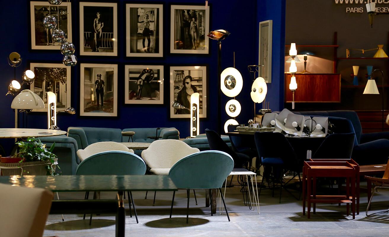 Galerie L'Atelier 55 aux Puces du Design 2017