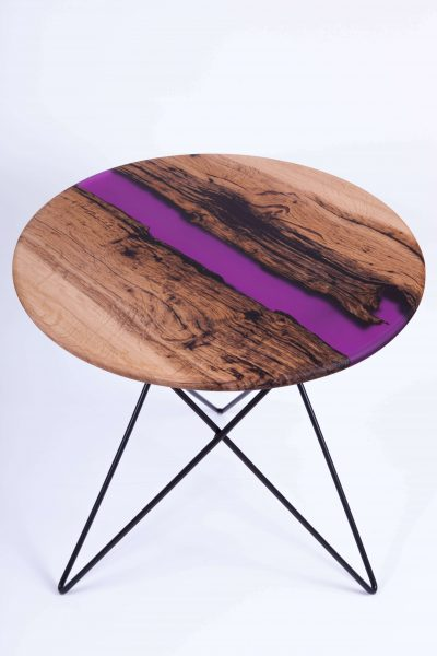 Table bois - résine ATELIER INSOLITE