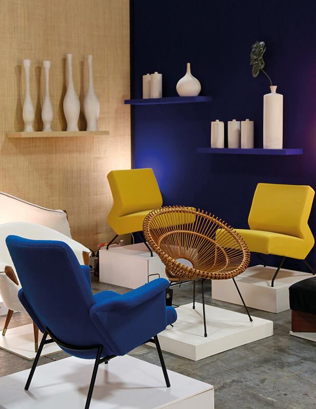 Design Vintage à acheter sur Les Puces du Design avec la sélection de Relax Factory
